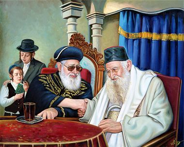 Rabbi Ovadia, Kaduri